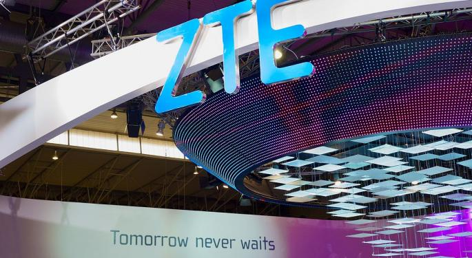 Report: Trump Administration Notifies Congress Of ZTE Deal