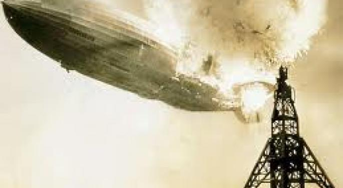So The Hindenburg Omen Happened, Now What? FAZ, TZA, TYP