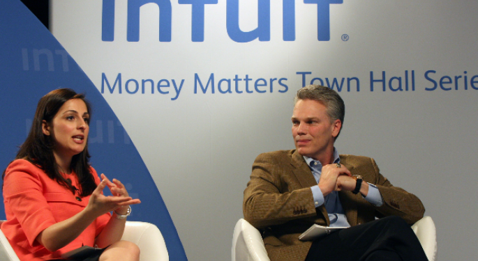 TurboTax Maker Intuit Reports Q4 Results