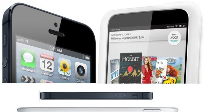 Is Nook HD a Giant iPhone in Disguise?