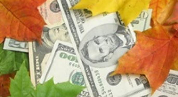 """How to Prepare for the """"October Effect"""" in Key Stock Indices"""