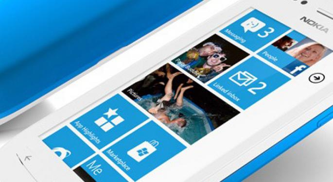 Nokia Commands Windows Phone Market with 59% Dominance
