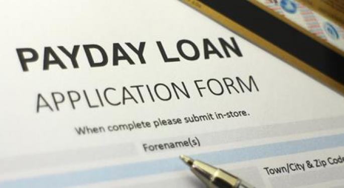 The Payday Loan Problem