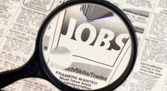 Unemployment Rate Drops To 7.7%