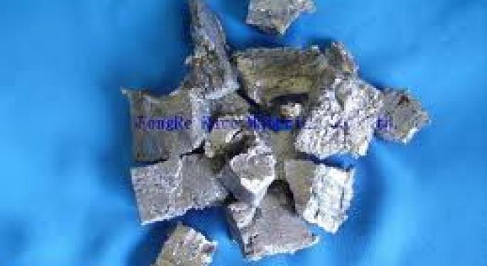 Why The Rare Earth Cut Is So Important REE, MCP, SHZ