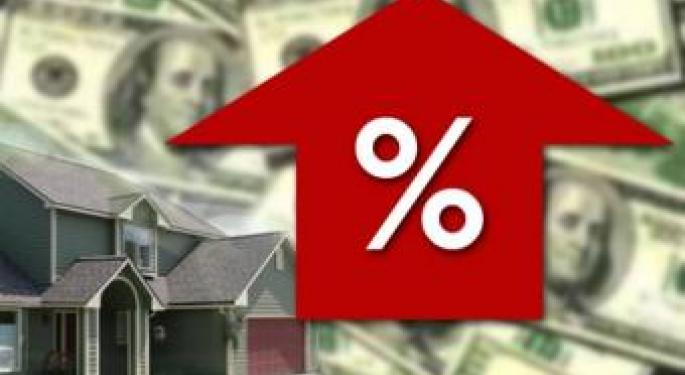 Rising Rates Destroys Refinances But Not Sales Yet
