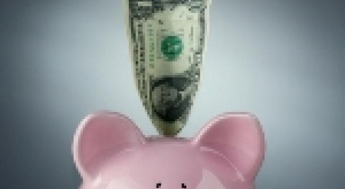 Is the Only Safe Investment Your Piggy Bank?
