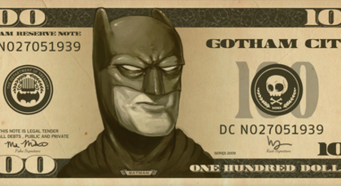 Holy Cash Cow, Batman! Looking Back at The Dark Knight's Box-Office History