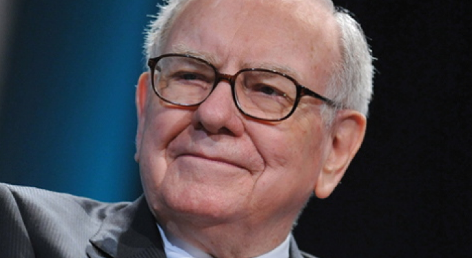 Is Warren Buffett Becoming a Trader?