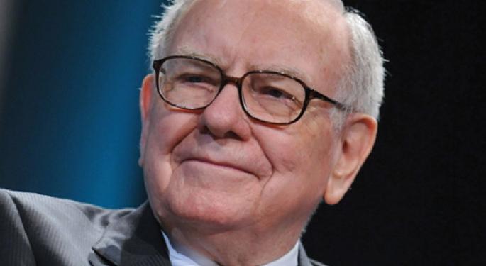 Is Warren Buffett Becoming a Trader?