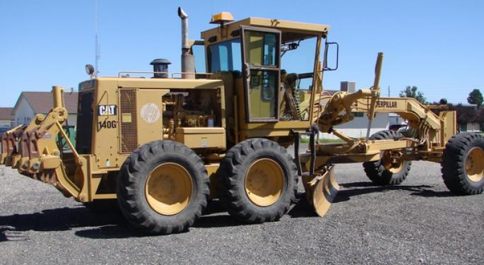 Coal Price Decline Pressures Caterpillar