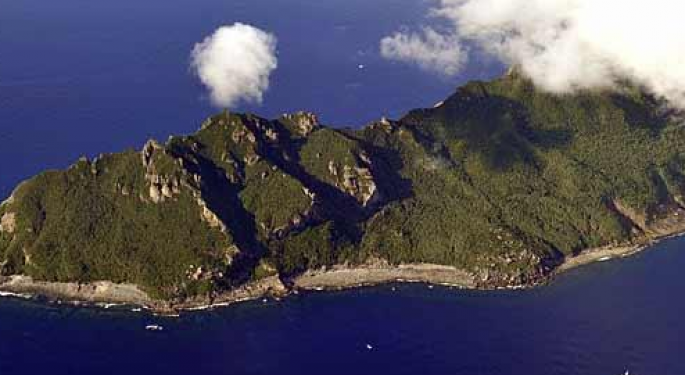 Japan Continues to Claim Diaoyu Islands, Straining Relationship with China