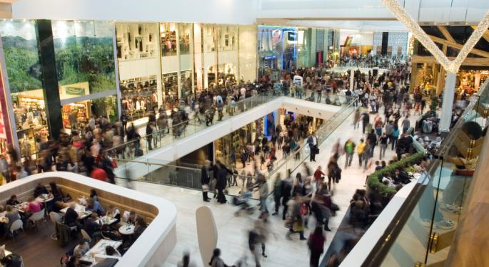 Retailers Report Mixed September Sales