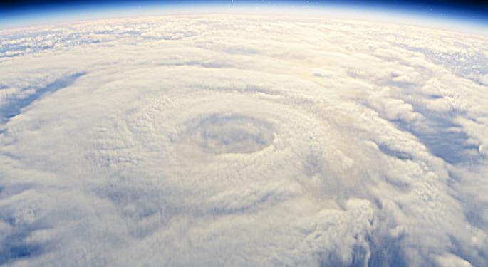 Hurricane Katrina and Hurricane Sandy - Disaster Recovery Planning
