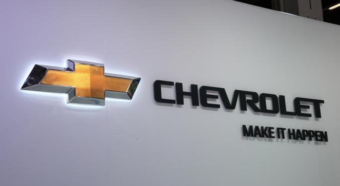 Thirteen New Models from Chevrolet for 2013