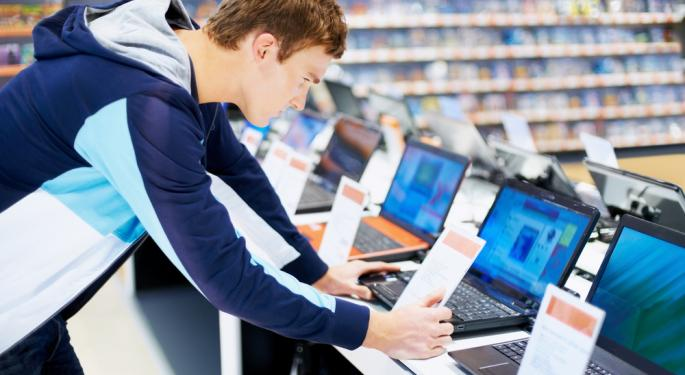 PC Sales Expected to Decline for First Time Since 2001
