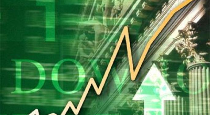 Consumers Spend, Stocks Rise