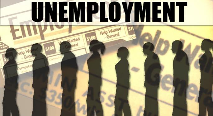 New Unemployment Claims on Steady Decline