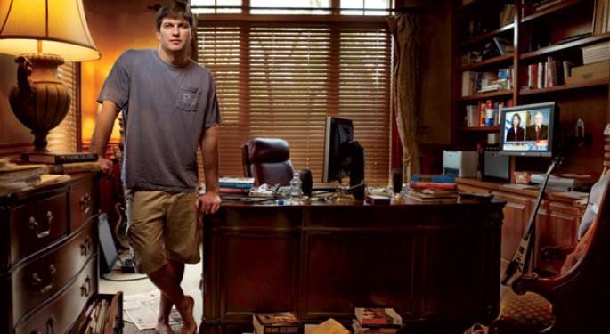 Hedge Fund Manager Michael Burry Talks To Bloomberg TV